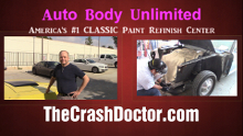 1965 classic mustang rust damage paint refinish video